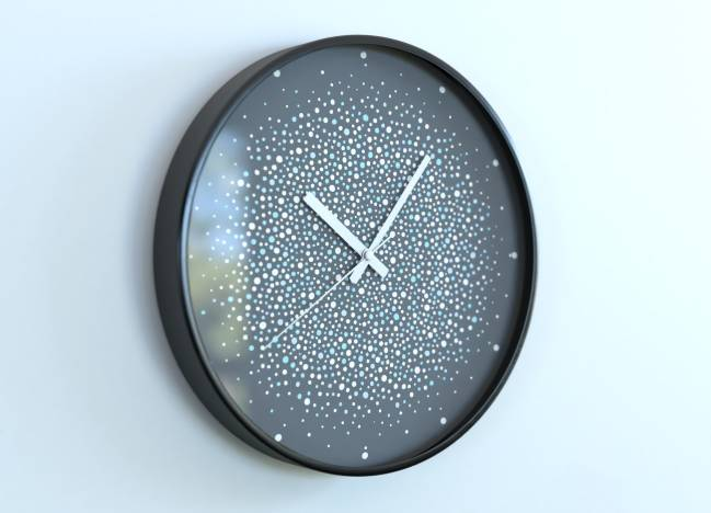 round clocks Constellation