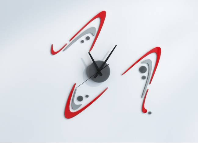 Wall Clocks Corvus