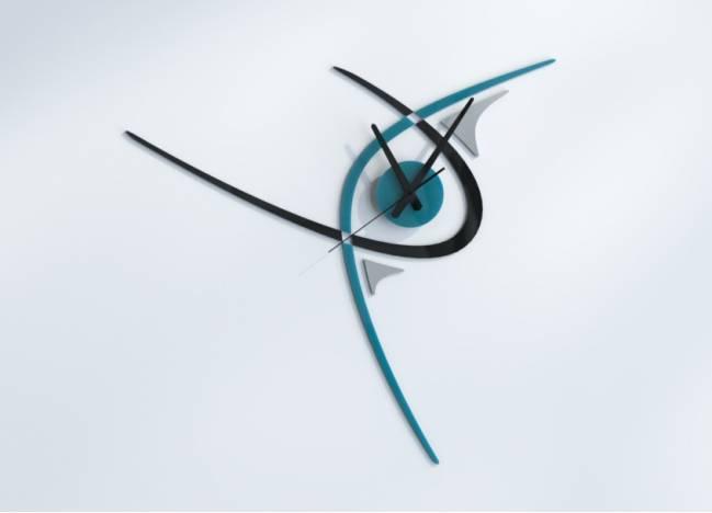 Wall Clocks Sagitta