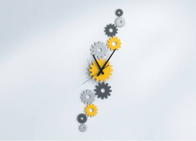 Horloges Cetus