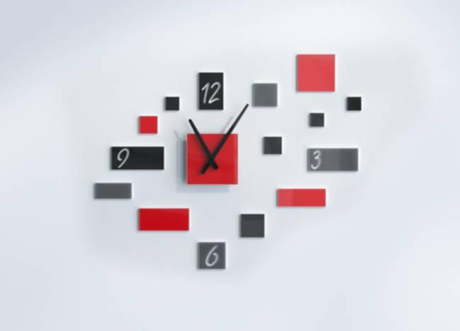 Relógios de parede Alpha