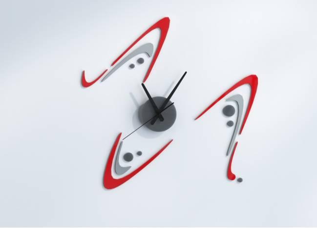 Relógios de parede Corvus