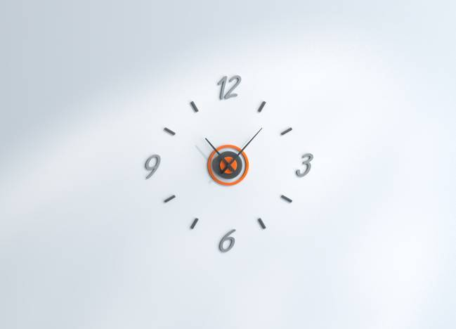 Relógios de parede Tic