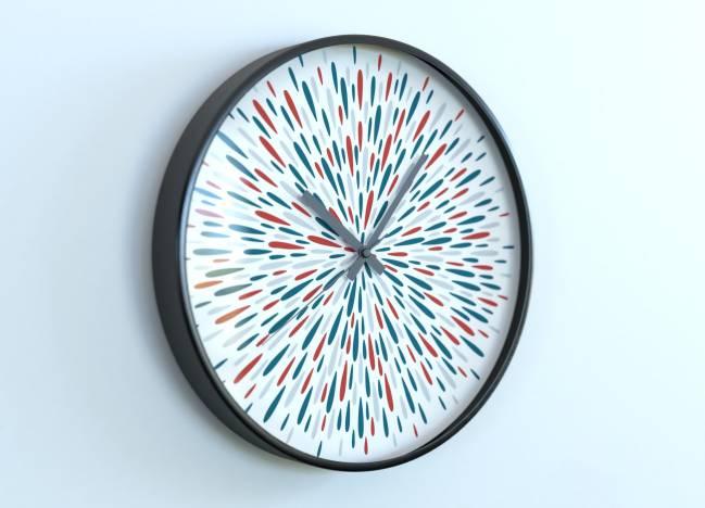 runde Uhren
