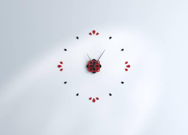 Horloges Crater